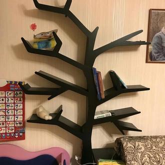 полочка - дерево
