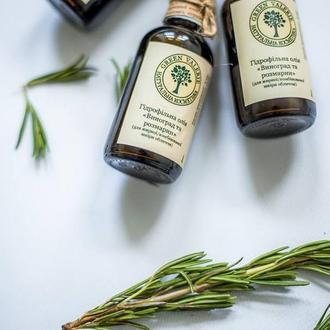 Гідрофільна олія для вмивання для жирної та комбінованої шкіри