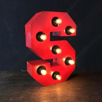 Букви Буквы | Літери металеві - під індивідуальне замовлення