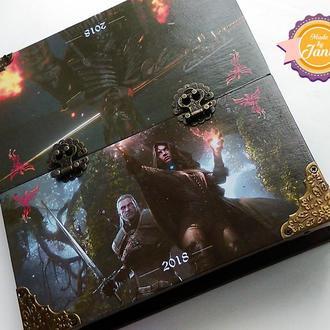 Доска для костей по игре Ведьмак 2018