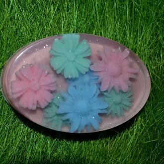 мыло Цветочек