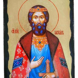 Икона Благоверный князь Ярослав