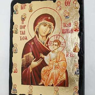 Икона Пресвятой Богородицы Иверская
