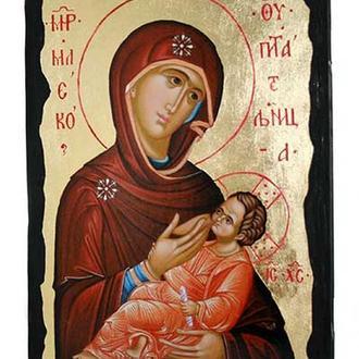 Икона Пресвятой Богородицы Млекопитательница