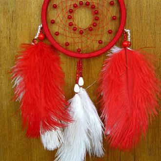 Красный ловец снов