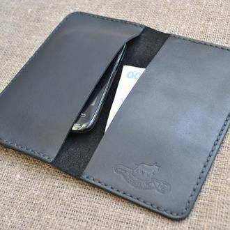 Кожаный чехол для мобильного телефона H05-0