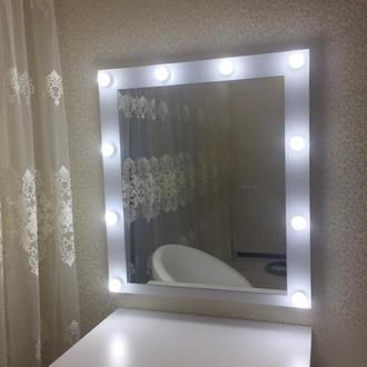 Зеркало для макияжа,зеркало с подсветкой