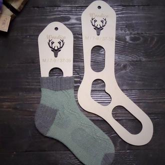 Блокираторы для носков - Олени M