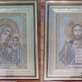 Вінчальна пара (бісер) ручной работы купить в Украине. №149036 312bf352bd3b8