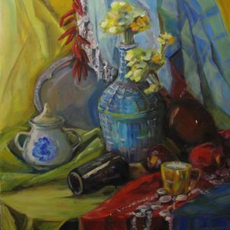 Картина для интерьера кухни/столовой/веранды