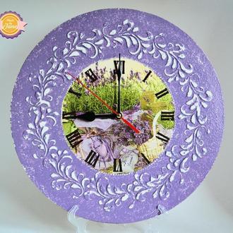 Часы Прованские травы