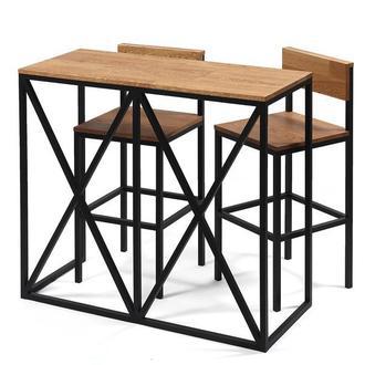 Барная стойка+ 2 стула