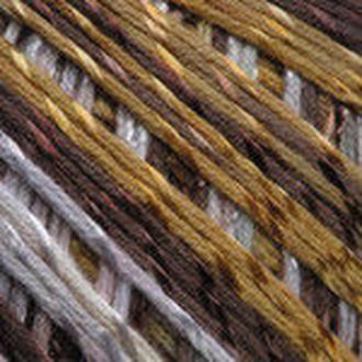 Пряжа для ручного вязания YARNART SUMMER - 123 (коричневый меланж)