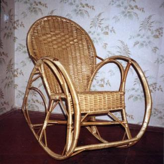 "Кресло-качалка ""Подкова"""