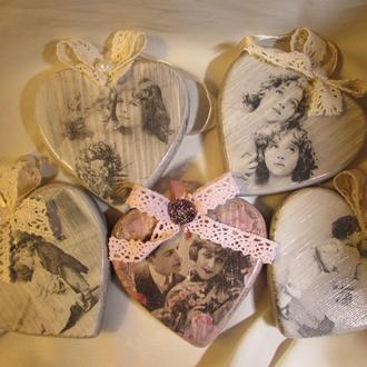 Сердце подвеска