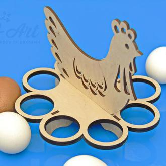 Подставка под пасхальные яйца