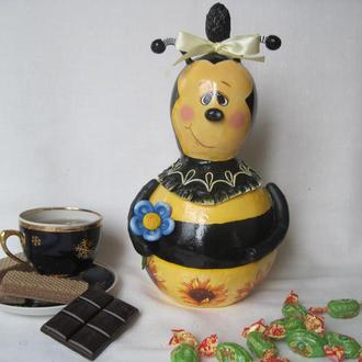 """Конфетница """"Пчелка Майя"""""""