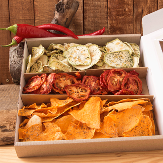 Подарунковий набір Vegeterian Box 2