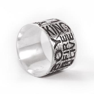 Кольцо из серебра EJ Words