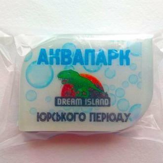 Мыло с логотипом