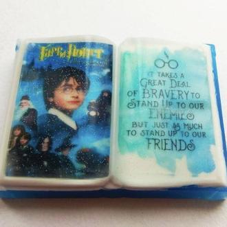 "Мыло . Книга «Гарри Поттер"""