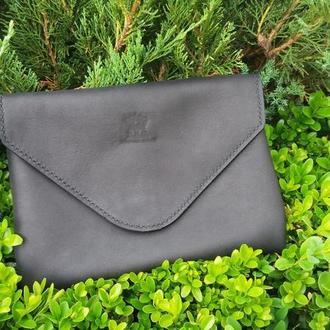 Клатч girl bags из натуральной кожи