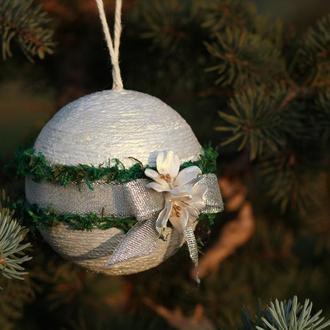 Новогоднее украшение ( набор)