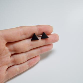 """Гвоздики.  Коллекция """"Geometry"""". Маленький треугольник."""