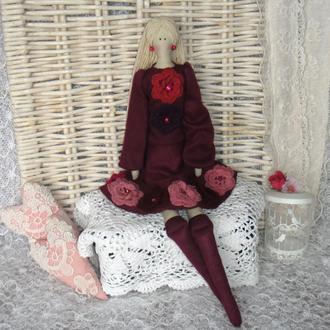 Кукла в стиле Тильда Тереза