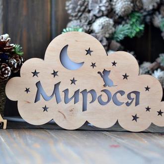 Подарок для девочки в комнату - Мирося