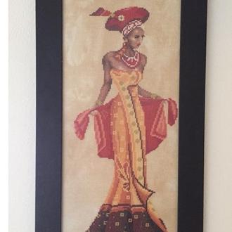Африканская мода 1