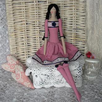 Кукла в стиле Тильда  Россана