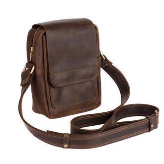Мужская сумка Raystone из натуральной кожи mini