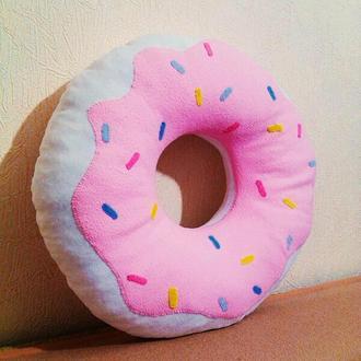Пончик подушка