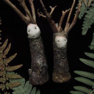 Лесные существа (продаются парой)