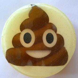 """Мыльный смайл «Poop"""""""
