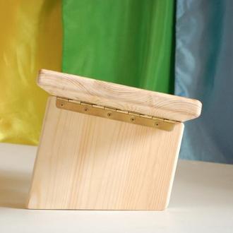 Скамейка сэйдза (сейдза), для медитации