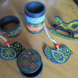 Гуцульские сувениры