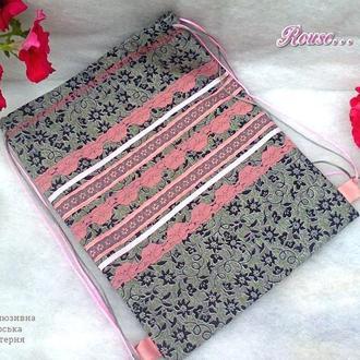 Рюкзак текстильный