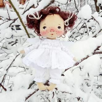 Ангел - Хранитель. Текстильная куколка