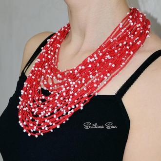 Червоне намисто