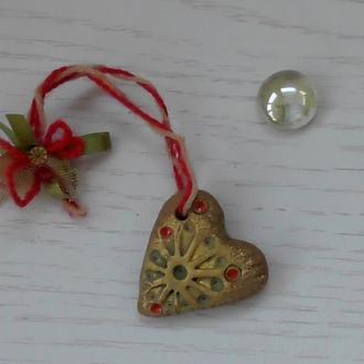 "Подвеска ""Соблазн"" ко дню Святого Валентина"