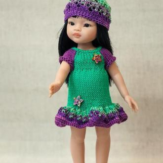 Одежда на куклу Паола
