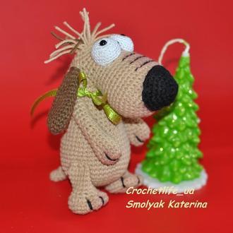 Мягкая игрушка Собачка Псявыч