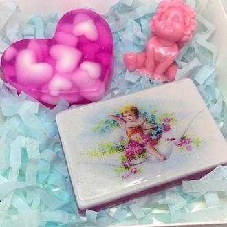 Мыльный набор «Валентинов День»