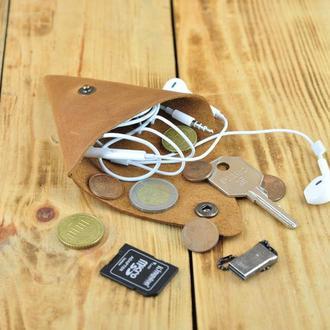 Кошелек для наушников, монет, флешек, ключей