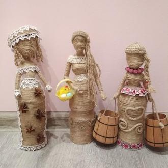 Куклы мотанки