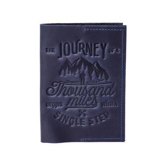 Обложка на паспорт, для паспорта из кожи