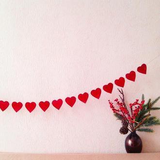 Декор на день Валентина