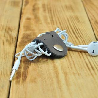 Держатель проводов, наушников, зарядки